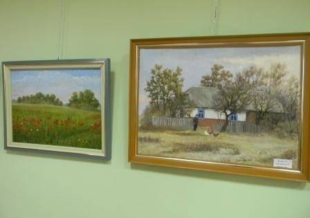 У Ковелі відкрито благодійну виставку робіт Валентина Данилюка b9ab06de5b804